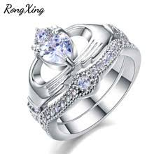 Claddagh Wedding Ring by Popular Claddagh Wedding Sets Buy Cheap Claddagh Wedding Sets Lots
