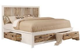 Western Piece King Bedroom Set With  LEDTV - Gardner white furniture bedroom set