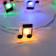 Lights For Bedroom China Music Notes Led Strip Lights Decorative Lights For Bedroom