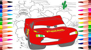 coloring disney lightning mcqueen cars coloring pages disney