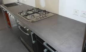 comment faire un plan de travail pour cuisine b ton cir pour plan de travail peindre un en 2 comment faire beton