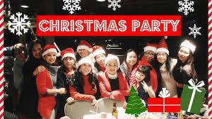 la bella nails spa christmas party 2016 youtube