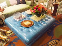 square tufted storage ottoman u2014 home design and decor tufted