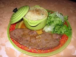 cuisiner du foie de veau recette de foie de veau sauce à l échalote purée maison