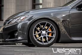 lexus is f usa lexus archives velgen wheels