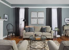 livingroom boston benjamin rainstorm home decor design