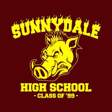 sunnydale class of 99 sunnydale high school t shirt fivefingertees