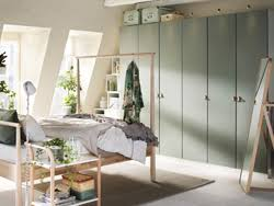 placard ikea chambre rangements chambre à coucher armoires penderies ikea