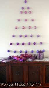 make a wall christmas tree christmas lights decoration