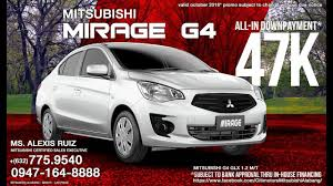 mitsubishi adventure 2017 price mitsubishi philippines october 2016 promo low downpayment youtube