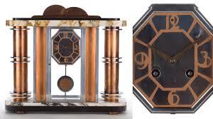 Futuristic Clock 18 Amazing Art Deco Clocks Gizmodo Australia