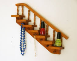 essential oil wall rack etsy