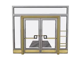 entrance glass door second life marketplace 20s 60s entrance office entry shop door
