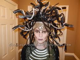 King Cobra Halloween Costume Contest Winning Diy Medusa Costume Costumes Halloween Costumes