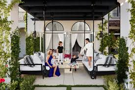 Exclusive Home Interiors by Khloé And Kourtney Kardashian Realize Their Dream Houses In