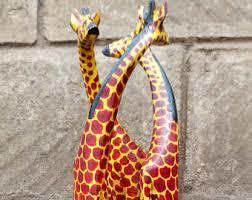 porcelain giraffe ring holder images Giraffe figurines etsy jpg
