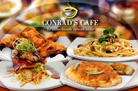 cuisine s 50 50 conrad s cafe eat all you can buffet