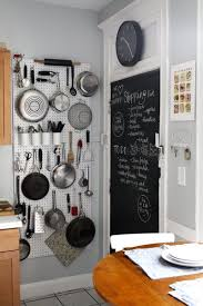 pegboard ideas kitchen 72 organization tips for every room of the house kitchen pegboard