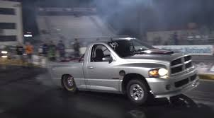 dodge ram srt 10 1 900 hp dodge ram srt 10 pulls 7s quarter mile record run