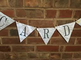 map design wedding venue decorations bunting u003d mrs u0026 mrs cards