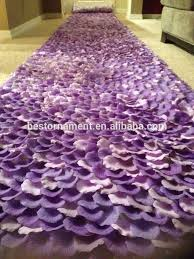 Aisle Runners Petal Aisle Runner Petal Aisle Runner Suppliers And Manufacturers