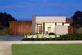 Single Story House Design Contemporary Single Story House Facades Australia Google Search