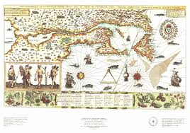 Hernando De Soto Route Map by 77 Samuel De Champlain Discovering America