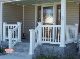 porch banister front porch fence gate ideas teamns info