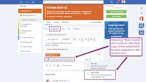 edmodo teacher how to make copies of assignment attachments teacher edmodo help