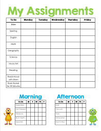 printable homeschool daily planner homeschool planner template choice image template design ideas