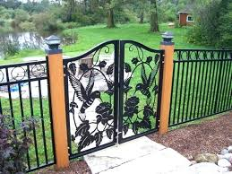 decorative fence panels home depot metal fencing panels home depot aluminum fence home depot metal