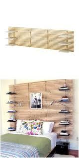 Headboards For Beds Ikea by Best 25 Headboard Shelves Ideas On Pinterest Headboard Ideas