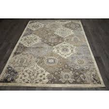 Playroom Rugs 8x10 B303 Antique Quatrefoil Rug 8x10 Ft At Home At Home