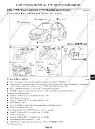 nissan micra k11 service manual repair manual workshop manual