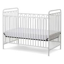 3 In 1 Convertible Crib L A Baby Metal 3 In 1 Convertible Crib Reviews Wayfair
