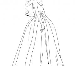 kid free printable barbie coloring pages 35 picture