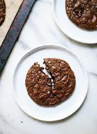 buckwheat double chocolate cookies recipe chocolate chips