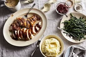 paul virant s make ahead roasted turkey with smothered gravy