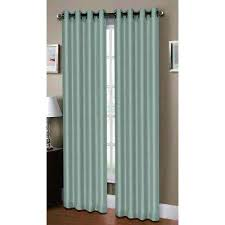 Seafoam Curtains U0026 Drapes Window Treatments The Home Depot
