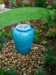 bubble fountain is fascinating garden decor that will amaze everyone