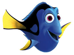 finding dory clipart clipartion
