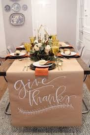 15 chic thanksgiving table runners shelterness