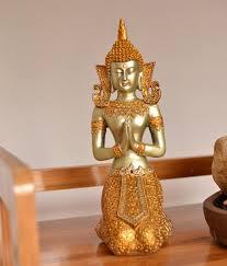 southeast asian style buddha ornaments home furnishing thailand