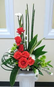 flower arrangement ideas contemporary flower arrangement ideas home design