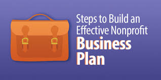 3 steps to building an effective nonprofit business plan