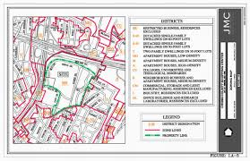 Yonkers New York Map by Cross County Draft Environmental Impact Statement