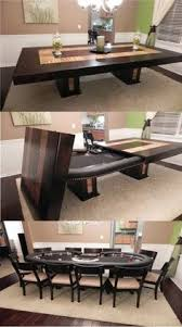 Pool Table Dining Room Table by This Classy Dining Table Hides A Pool Table Underneath Soooo Cool