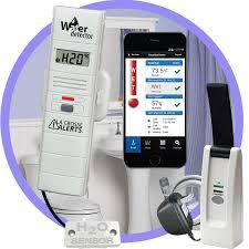 la crosse remote water leak detector with alerts sylvane