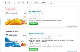 barclaycard pre approval u0026 pre qualified checker