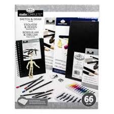 studio complete art sets royal u0026 langnickel art